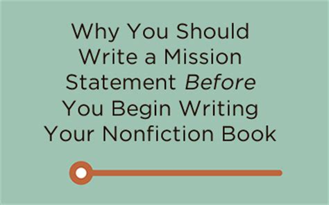When should you write your personal statement